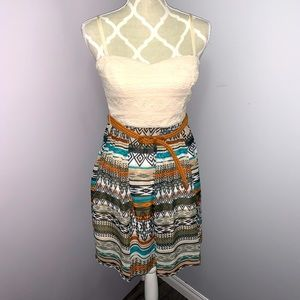 Maurices Dress w/Belt